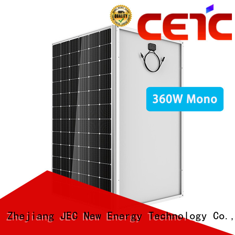 CETC SOLAR new best monocrystalline solar panels with warranty for business