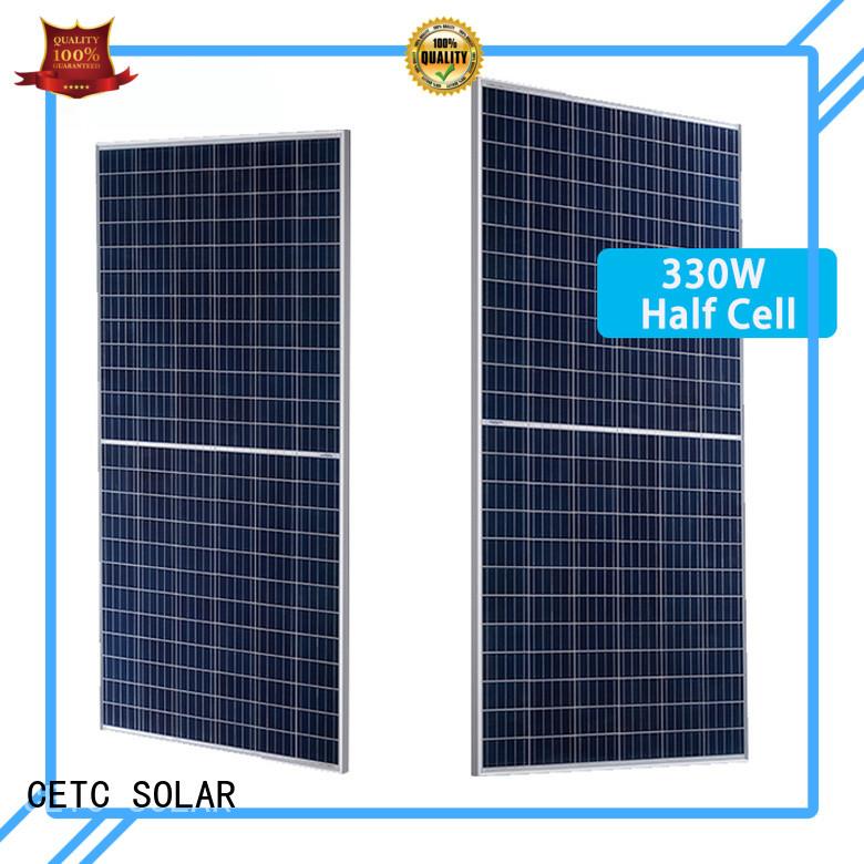 CETC SOLAR half cut cells manufacturers for sale