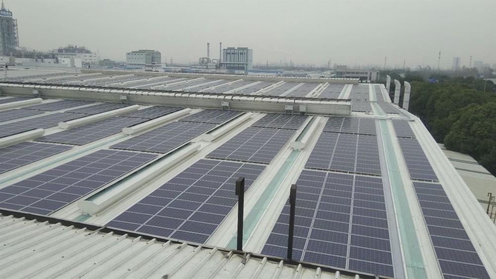 CETCSolar On grid/Off grid/Hybrid solar system case