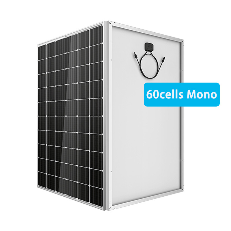 Mono 60cells 300W-330W solar panel with 25 warranty