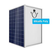 Poly 60cells 270W-280W PV Module with IP67 MC4 Connector