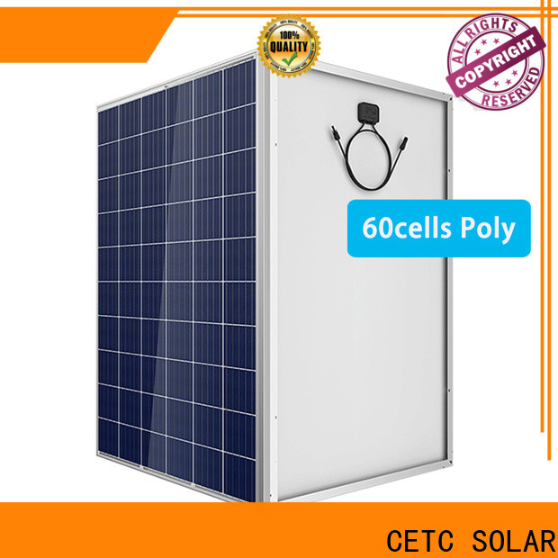 CETC SOLAR polycrystalline solar panel suppliers for home