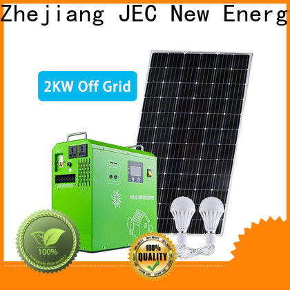 top off grid solar system with battery storage for sale