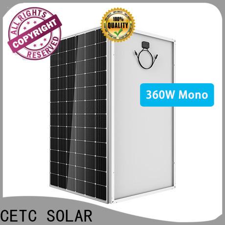 CETC SOLAR monocrystalline solar panel manufacturers for home