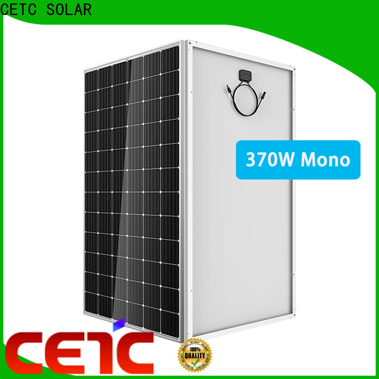 CETC SOLAR mono crystalline solar panel supply for home