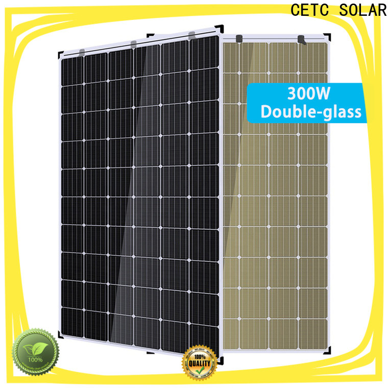 CETC SOLAR best double glass solar modules for business for greenhouse