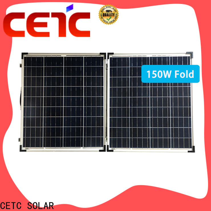 CETC SOLAR folding solar panel suppliers for sale