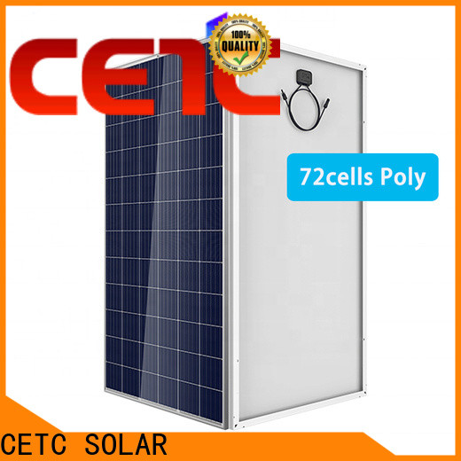 CETC SOLAR top poly solar cell factory for home