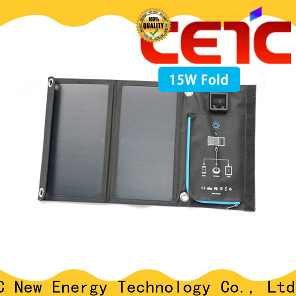 CETC SOLAR folding solar panel factory for business