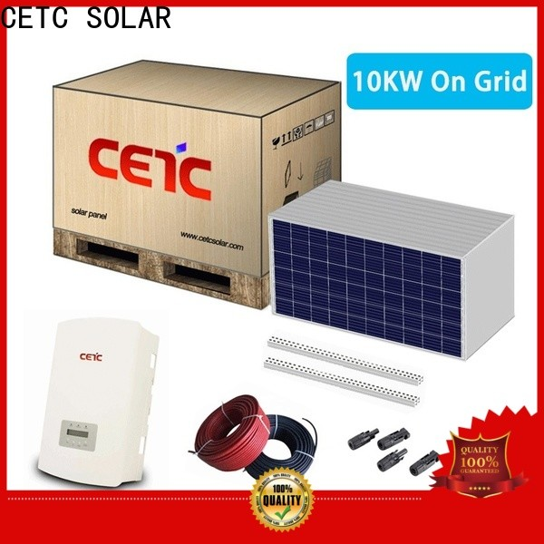 new solar power system on grid manufacturers for business