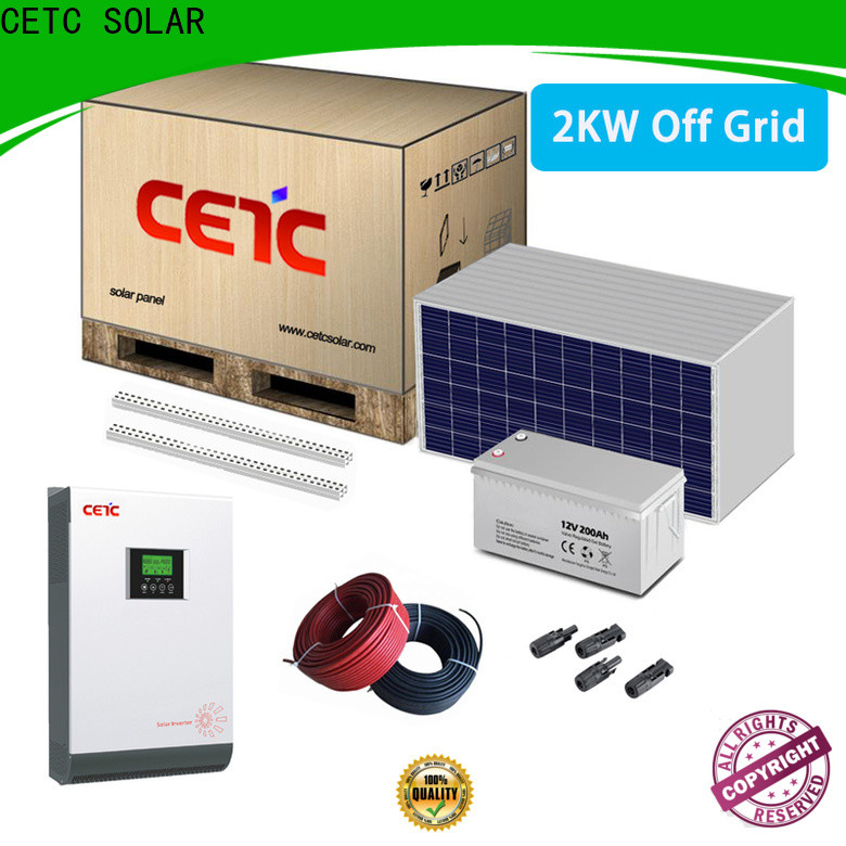 latest off grid solar power system supply for sale