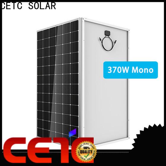 CETC SOLAR best monocrystalline solar panels manufacturers for home