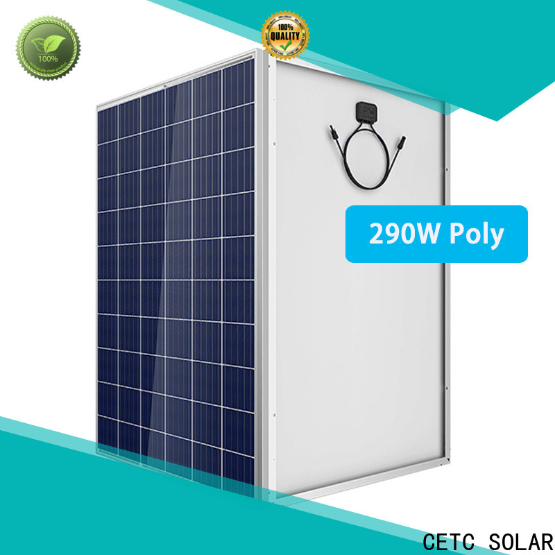 CETC SOLAR wholesale polycrystalline silicon solar panels factory for business