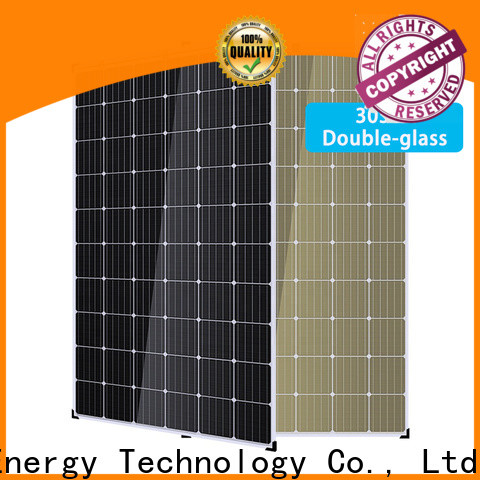 CETC SOLAR double glass solar modules factory for greenhouse