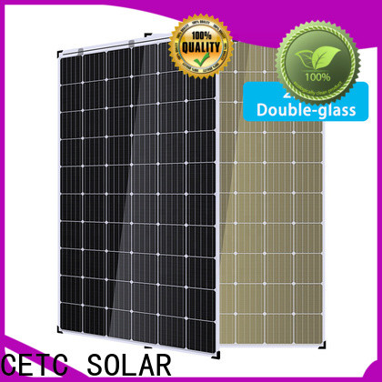 CETC SOLAR dual glass solar module suppliers for greenhouse