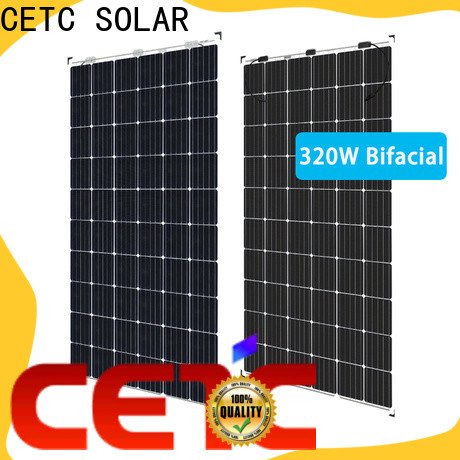 frameless bifacial photovoltaic panels suppliers for sale