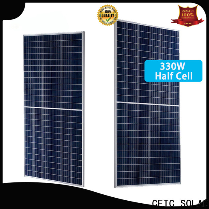 CETC SOLAR custom paneles solares half cell manufacturers for sale