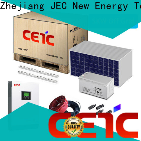 CETC SOLAR off grid solar power system with battery storage for home