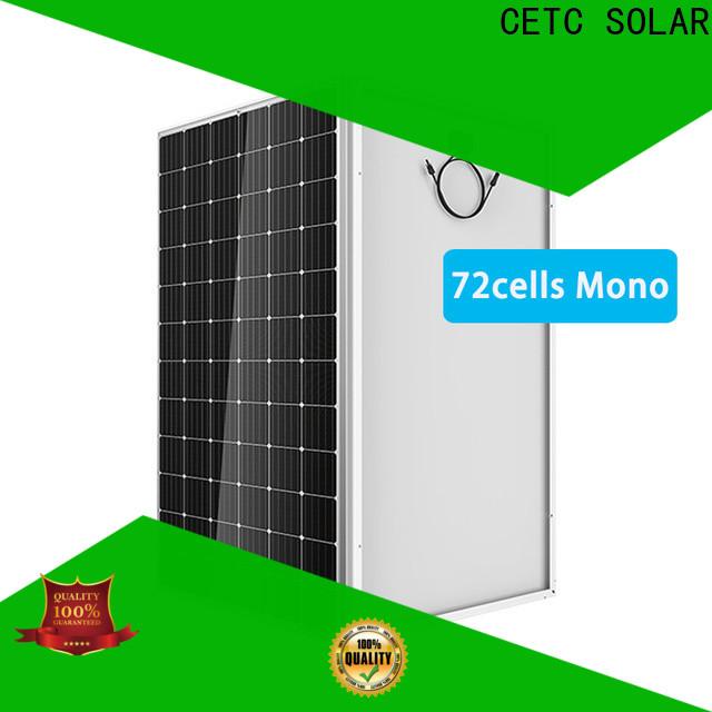 CETC SOLAR monocrystalline solar panel factory for factory