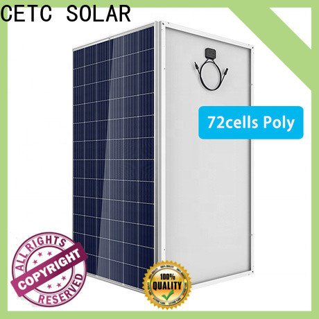 CETC SOLAR polycrystalline silicon solar panels manufacturers for home
