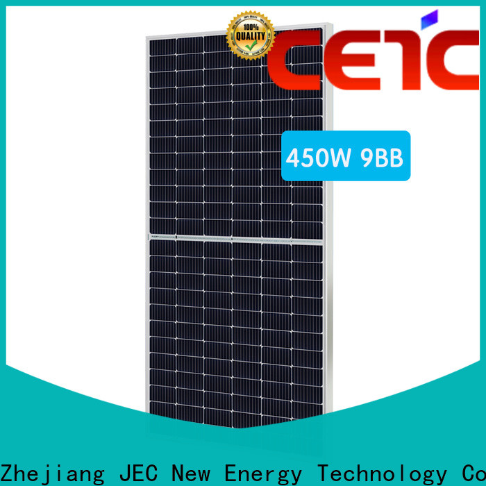 custom made half cell panel with certification for sale