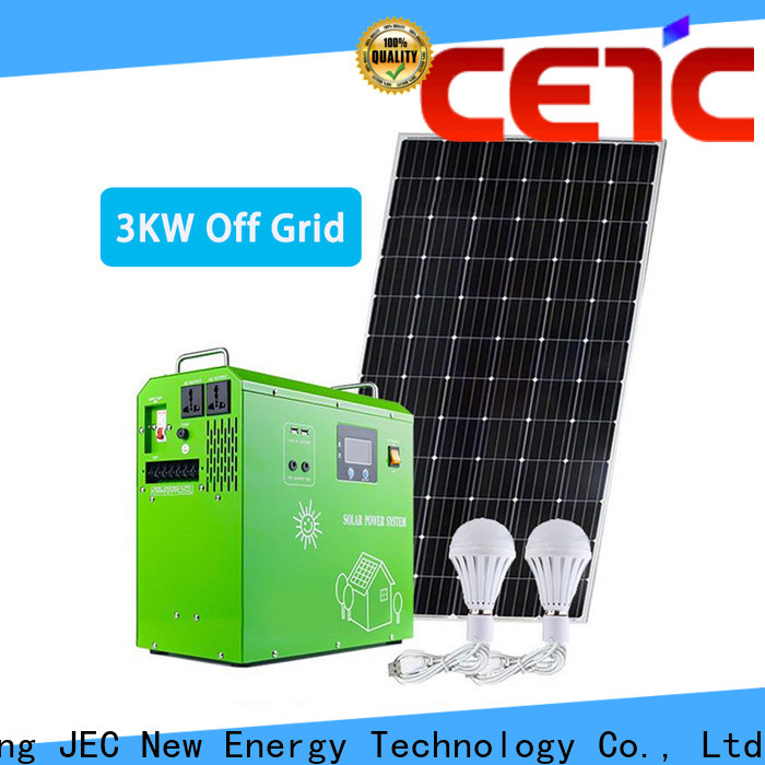 hot sale off grid solar power system suppliers for business