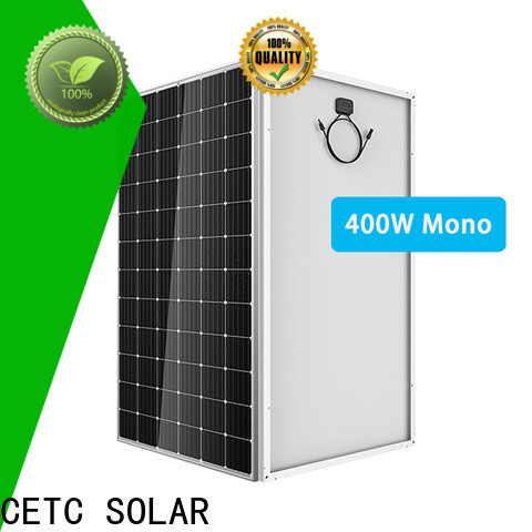 CETC SOLAR top mono crystalline solar panel suppliers for factory