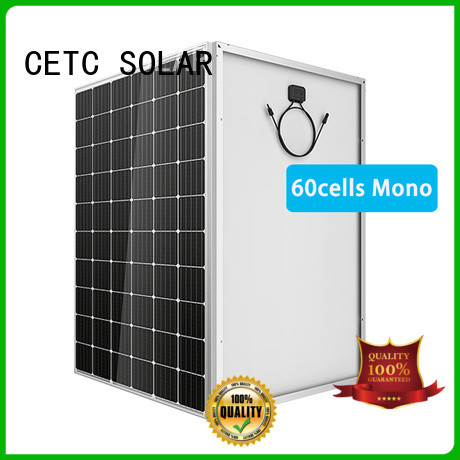 top mono crystalline solar panel company for factory