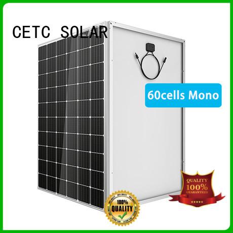 top mono crystalline solar panel company for factory