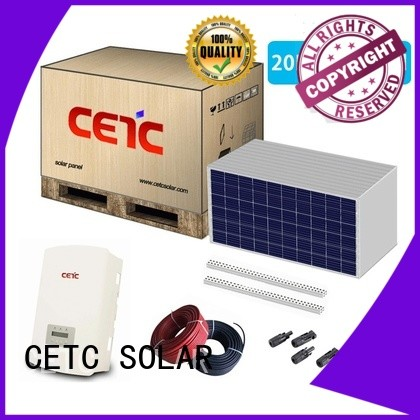 top solar power system on grid company for lighting