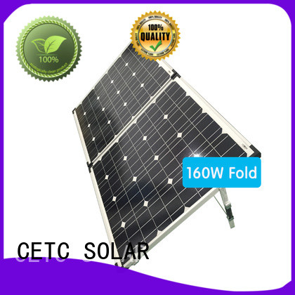 CETC SOLAR high-quality best folding solar panels manufacturers for business