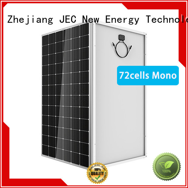 new mono silicon solar panels supply for home