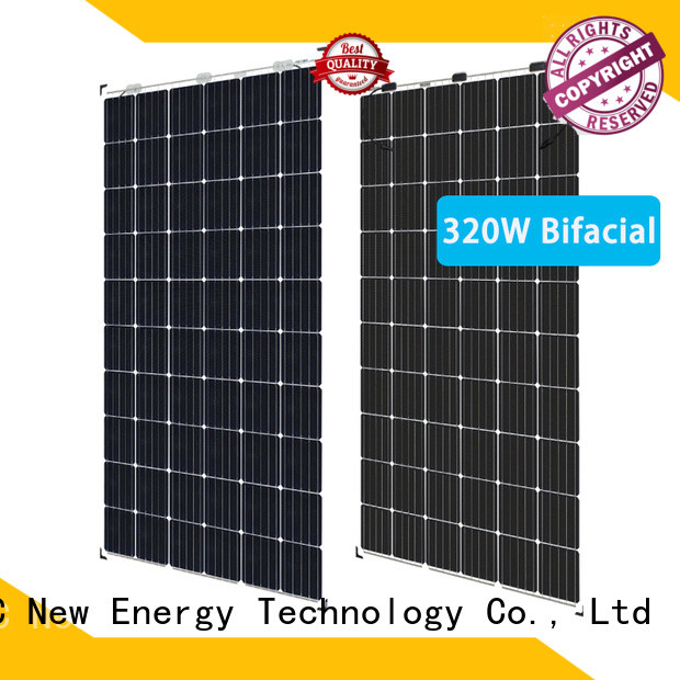 hot sale bifacial solar panels suppliers