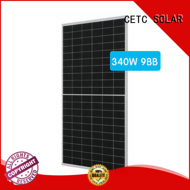 CETC SOLAR half cell solar panel with certification for home
