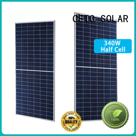 CETC SOLAR paneles solares half cell manufacturers for sale
