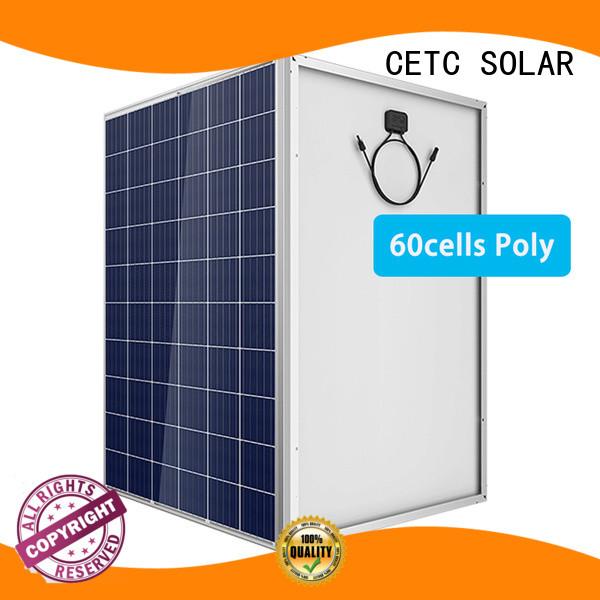 custom poly solar panel company for company