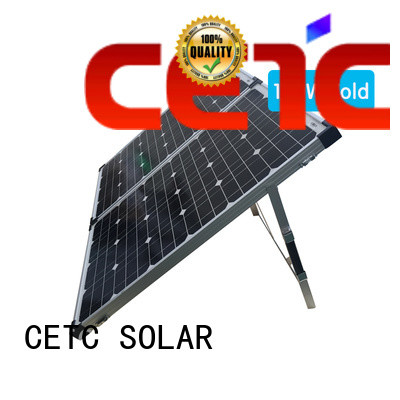 CETC SOLAR best fold solar panel supply for ouotdoor activity
