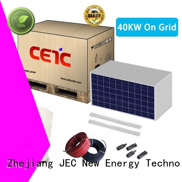 CETC SOLAR solar system on grid suppliers for business
