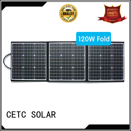CETC SOLAR foldable solar panel charger for business