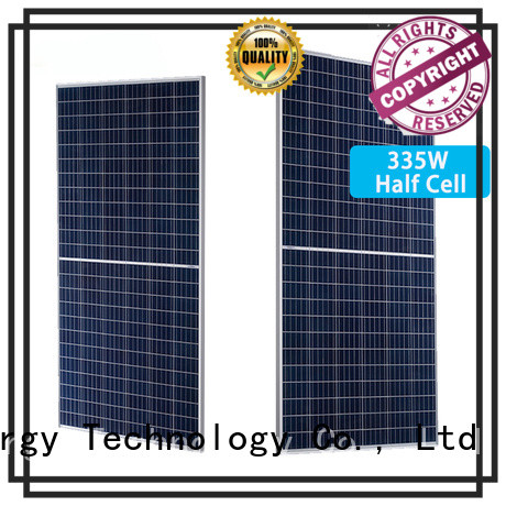 top paneles solares half cell with certification for sale