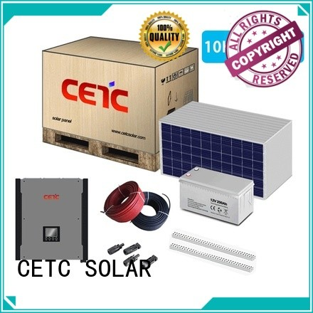 best hybrid solar energy systems complete kit for business