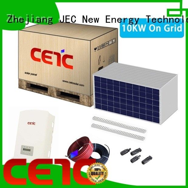 CETC SOLAR solar power system on grid supply for home