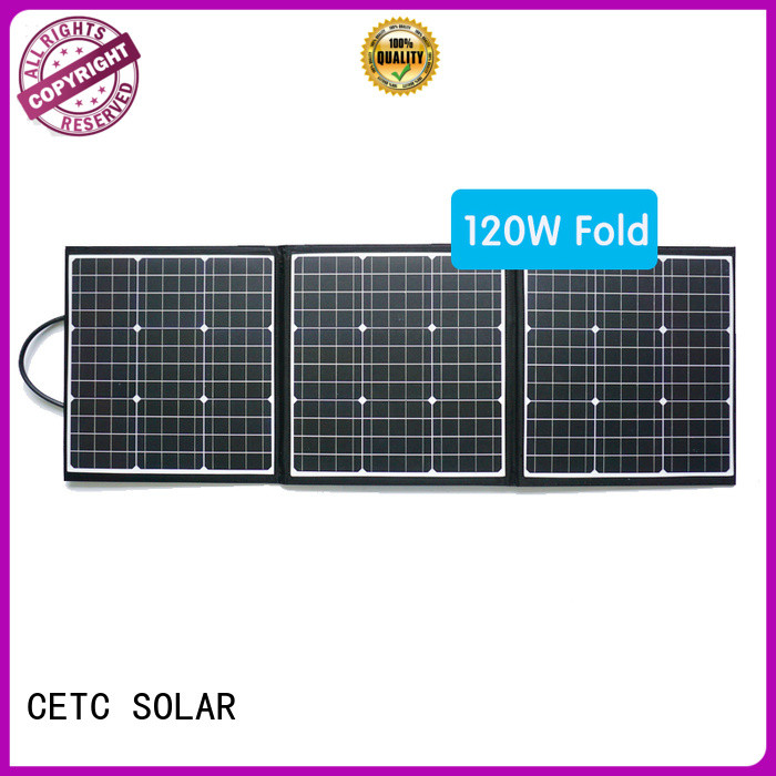 CETC SOLAR foldable solar panel suppliers for sale