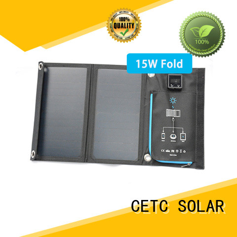 CETC SOLAR fold solar panel suppliers for business