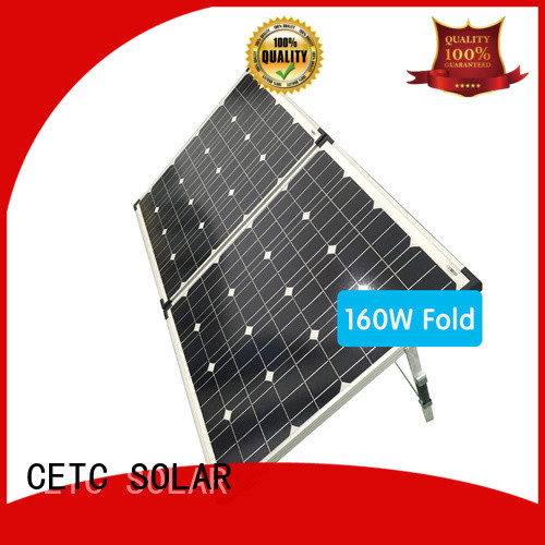 CETC SOLAR foldable solar panel supply for sale