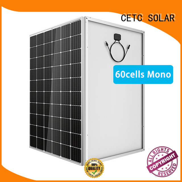 CETC SOLAR ground mono solar panel supply for home