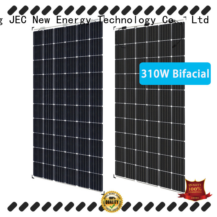 new bifacial solar panels supply for sale