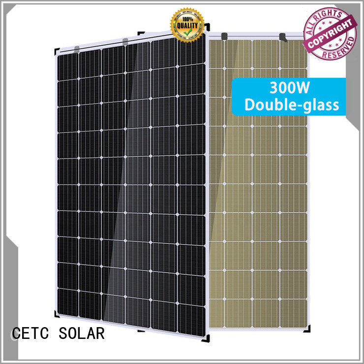 best double glass solar panel suppliers for home