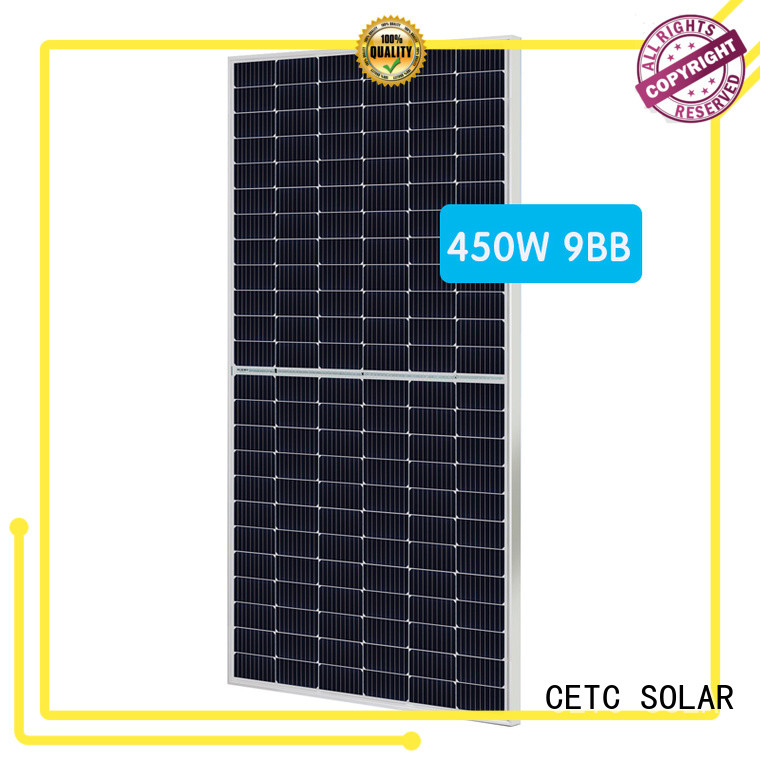 CETC SOLAR solar panel half cell supply for sale