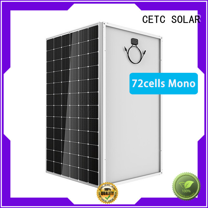 roof monocrystalline solar panel manufacturers for home